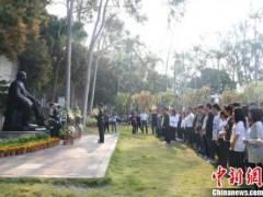 华侨大学境内外学生纪念首任校长廖承志诞辰110周年
