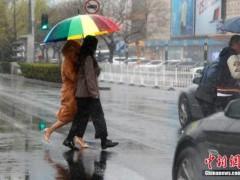 """多地雨雪降温迎清明假期 民众数日内感受""""四季"""""""