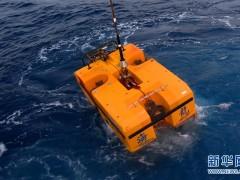 """中国""""海龙Ⅲ""""潜水器完成4500米级海试"""