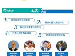 博鳌亚洲论坛2018年年会前瞻