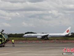 中国―巴拿马首条直飞航线开通 巴总统期待搭乘